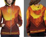 Venus artemis chasma zipper hoodie women s thumb155 crop
