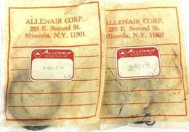 """LOT OF 2 NEW ALLEN AIR A-RC-2""""P SEAL KITS image 1"""