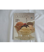 Desserts CookBook Better Homes And Gardens Hardcover - $11.56