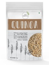 Raw Essentials gluten free Authentic White Quinoa 1kg (Premium Quality, ... - $35.53