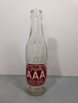 Triple AAA Root Beer Bottle - $9.75