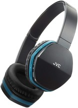 JVC - HA-SBT5 -A - Bluetooth Wireless Headphones - Black - $69.25