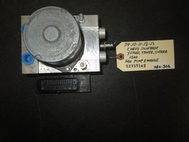 09 10 11 12 13 Chevy Silverado Yukon Tahoe Sierra 1500 Abs Pump & Module - $138.55
