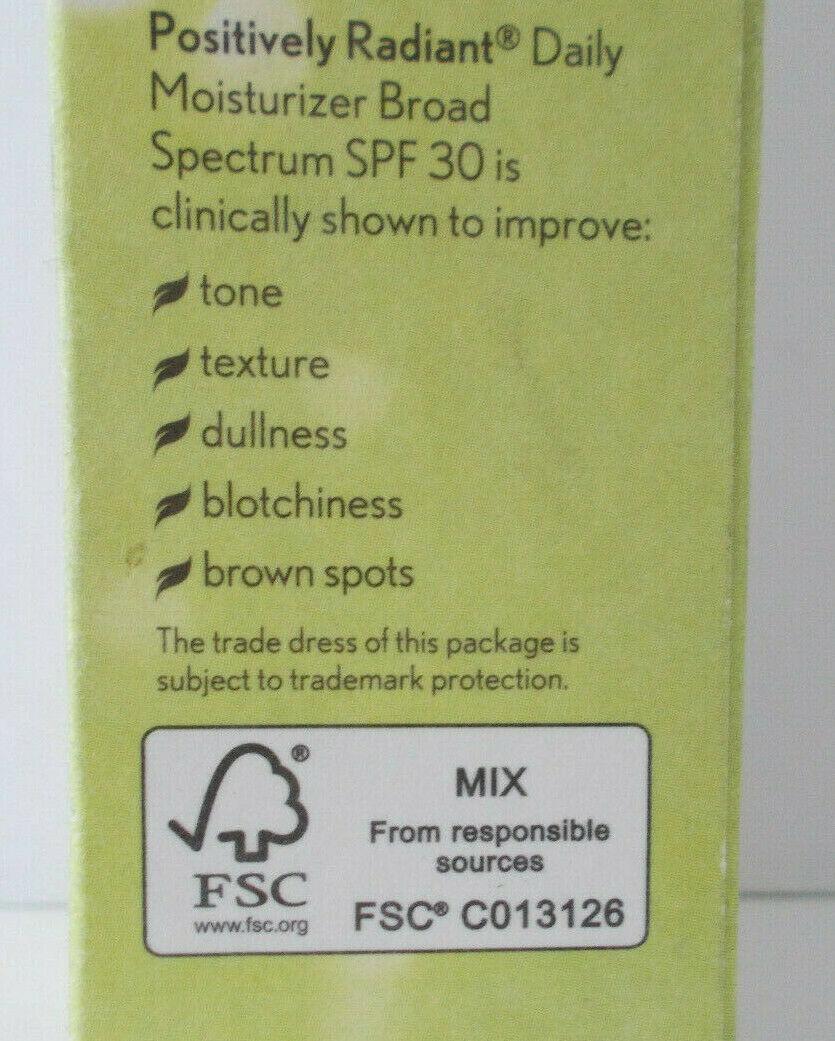 Aveeno Positively Radiant 5 Factors Of Radiance Moisturizer SPF 30 2.5oz image 11