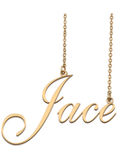 Jace Custom Name Necklace Personalized for Mother's Day Christmas Gift - $15.99+