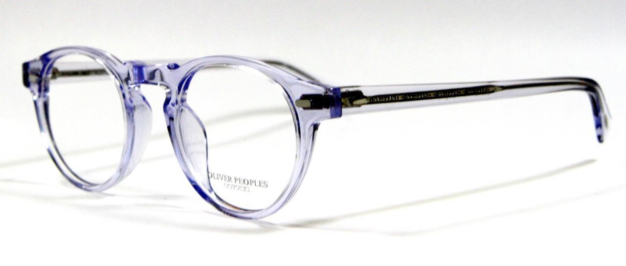 Primary image for Oliver Peoples Gregory Peck OV5186 1467 Unisex Clear Frame Eyeglasses 45mm