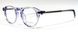 Oliver Peoples Gregory Peck OV5186 1467 Unisex Clear Frame Eyeglasses 45mm - $227.81