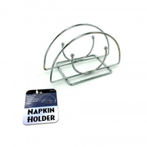 Wire Chrome Napkin Holder - $6.49