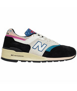 New Balance Men's 997 Black/Multicolor M997PAL - $188.95