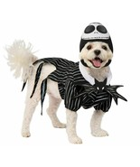 Rubies Nightmare Before Christmas Jack Skellington Pet Halloween Costume... - $24.45