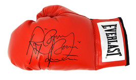 "Ray Mancini Signed Everlast Red Boxing Glove w/ ""Boom Boom"" - $80.00"