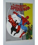 1979 Marvel Comics Amazing Spider-man poster:1970s Marvelmania/Foom Era/... - $49.99
