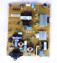 Lg 49UJ6300UA Power Supply Board Part# LGP49DJ-17U1, EAX671892001(1.6) - $35.00