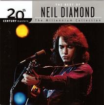 Neil Diamond CD Best Of Millennium Collection - $1.99