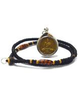 Thailand Amulet Fashion Jewelry Lp Pian (Tiger) Thai Buddha Monk Amulet ... - $47.88