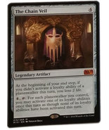 """Magic the Gathering MTG """"The Chain Veil"""" Rare M15 Card x1 * NM - $11.88"""