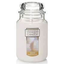 Yankee Candle White Chocolate Jar Candle - $35.00