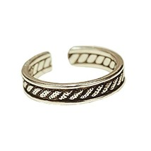 Simple Design Silver Ring Creative Gifts Tail Ring Opening Ring, 1 piece