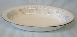 """Wedgwood Belle Flure Oval Serving Bowl 10"""" - $32.56"""