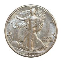 1944 D Walking Liberty Half Dollar - Gem BU / MS / UNC - $55.00