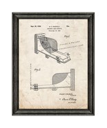 Amusement Game Apparatus Patent Print Old Look with Black Wood Frame - $24.95 - $109.95