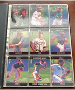 Sport Card Collection Baseball Basketball Frank Thomas Shaquille O'Neil ... - $29.69