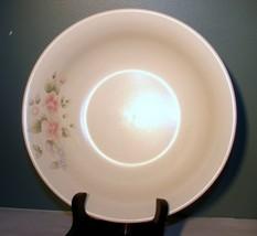 Pfaltzgraff Tea Rose Stoneware 8-5/8 Round Vegetable Serving Bowl #011 - $12.86