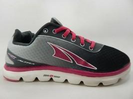 Altra One 2.5 Size US 9.5 M (B) EU 41 Women's Running Shoes Gray Pink A2623-3