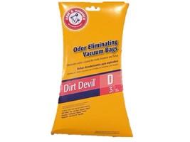 10 Micro-Lined Royal/Dirt Devil Type D Vacuum Bags - $9.85