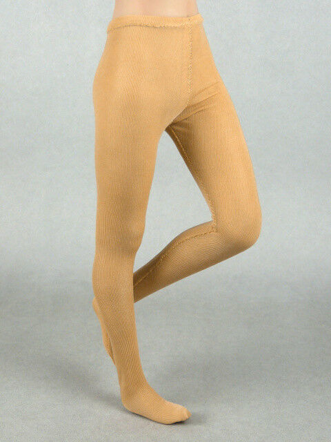 Primary image for 1/6 Scale Phicen, TB League, Hot Toys, NT - Female Lite Yellow Color Pantyhose