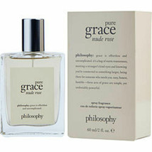 Philosophy Pure Grace Nude Rose Edt Spray 2 Oz For Women - $57.77