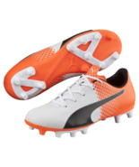 Puma Kids Evospeed 5.5 Tricks FG Cleated Soccer Shoe Orange 5 #NGR2K-M376 - $24.99
