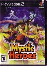 Mystic Heroes Playstation Brand New - $41.57