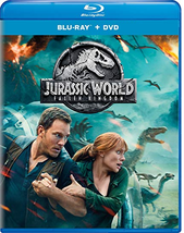 Jurassic World: Fallen Kingdom [Blu-ray + DVD]