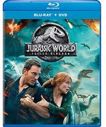 Jurassic World: Fallen Kingdom [Blu-ray + DVD]   - $18.95