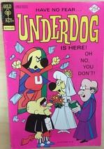 UNDERDOG #5 (1976) Gold Key Comics VG+ - $9.89