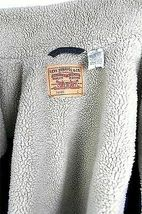 Levi's Men's Classic Corduroy Sherpa Fleece Lined Trucker Jacket 705203546 Large image 6