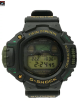CASIO G-SHOCK DW-6700J-3 SKYFORCE Quartz Watch digital Made in 1994 hole... - $330.75