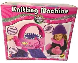 NIB - Imagine Nation Sew Easy Knitting Machine - $29.69