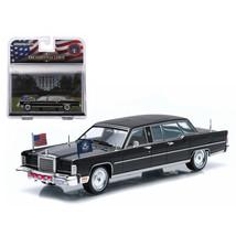 1972 Lincoln Continental Ronald Reagan Presidential Limousine 1/43 Dieca... - $32.52