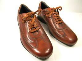 Cole Haan Grand O's Signature Mens Brown Oxfords Size US 10.5 M    Made ... - £38.71 GBP