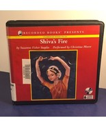 VINTAGE AUDIOBOOK CD BOOK IN BOX CASE SHIVAS FIRE SUZANNE FISHER STAPLES... - $14.85