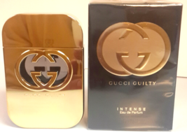 GUCCI GULITY INTENSE BY GUCCI 2.5OZ (75ML) EDP SPRAY FOR WOMEN BRAND NEW... - $60.40