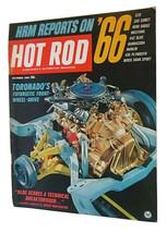 Vtg Hot Rat Rod Car Magazine - October 1965 HOT ROD (HRM Reports On '66 ... - $8.00