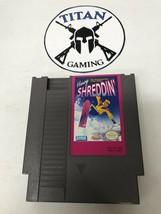 Heavy Shreddin' (Nintendo Entertainment System, 1990) - $8.55