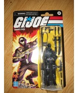 G.I. Joe Snake Eyes Walmart Exclusive Retro Collection - $31.68