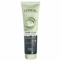 L'Oreal Clay Black Face Wash 150 ml - $28.50