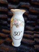 50th Anniversary Vase  #54 - $7.00