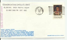 Delta Rocket Launch Over Pacific Colorado Springs, Co 5/21/1969 #18 Of 18 Made - $3.13