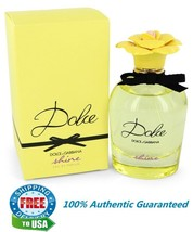 Guaranteed Authentic Dolce SHINE by Dolce & Gabbana 2.5 oz / 75 ml EDP S... - $98.72